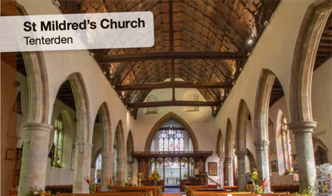 St. Mildred's Church – Vision for the Future
