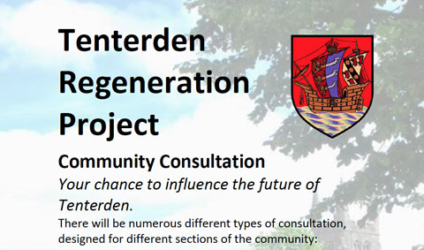 Tenterden Regeneration Project – Community Consultation