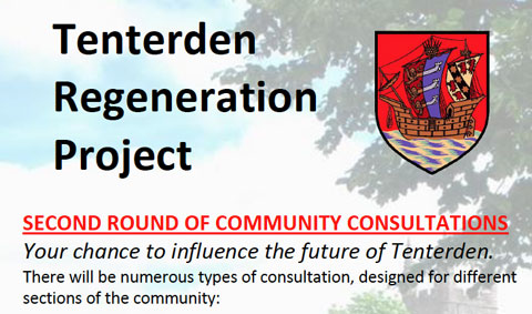 Tenterden Regeneration Project: Second Round of Community Consultations