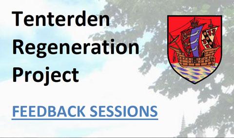 Tenterden Regeneration Project: Feedback Session Dates