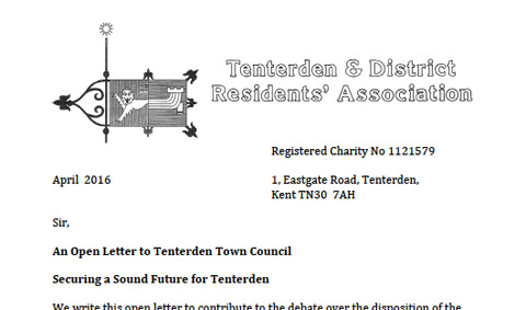 Securing a Sound Future for Tenterden