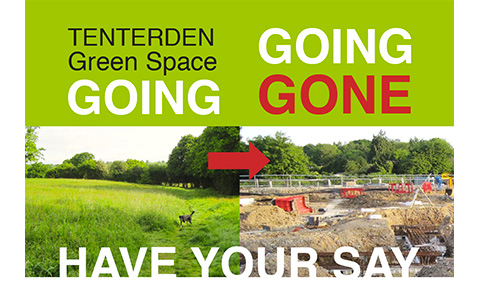 Tenterden Green Space Town Hall Meeting – Saturday 29th September 11.00am