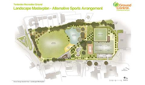 Tenterden Recreation Ground Project