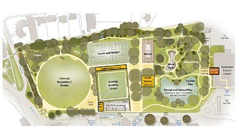 Tenterden Recreation Grounds Redevelopment: Alternatives for Consideration
