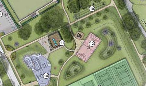 Letter to TTC Regarding Tenterden Recreation Ground Proposal